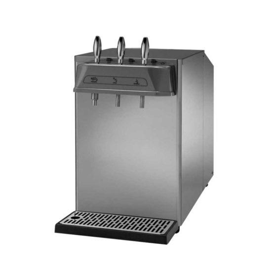 Idrika shop - Frigogasatore Acqua ICE 40 Soprabanco professionale