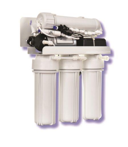 Osmosi ciclo continuo 400 gpd con pompa booster