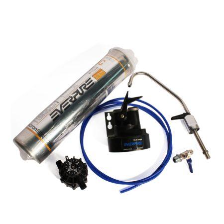 Filtro Acqua Everpure 4c Completo di Kit installazione e fontanina