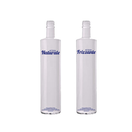 Bottiglia  personalizzata 75cl Bianca