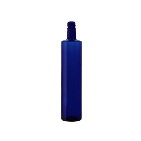 Idrika shop - Bottiglia Silhouette 75cl BLUE
