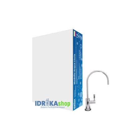 Depuratore acqua Ecott completo di kit installazione e fontanina